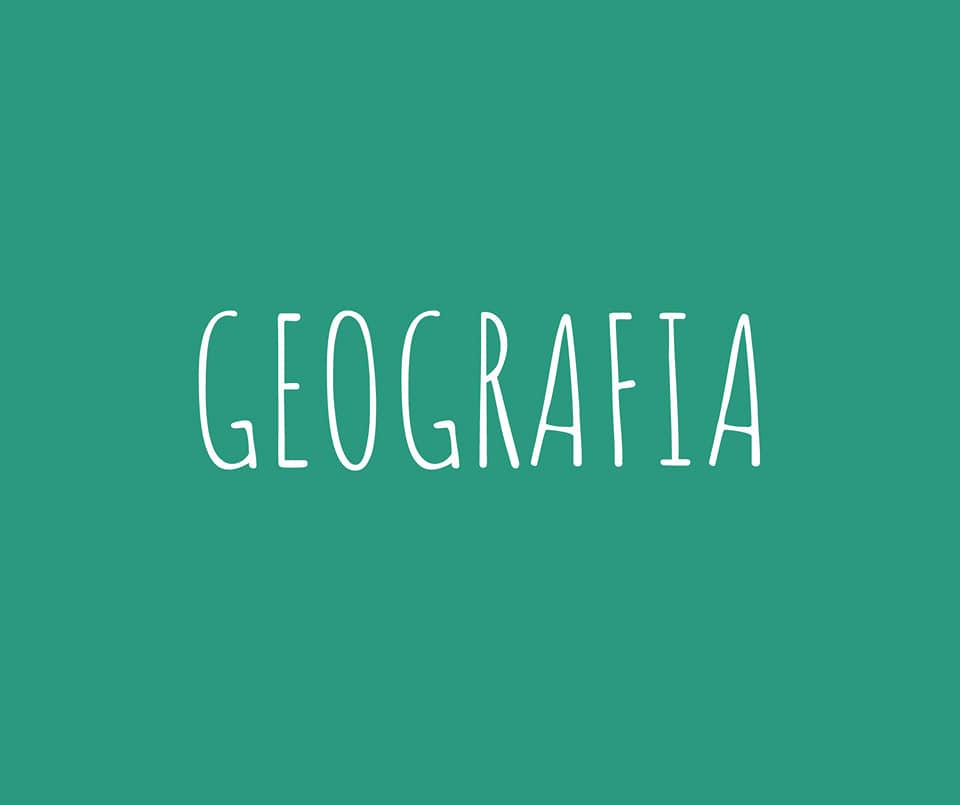 Geografia - SŠ