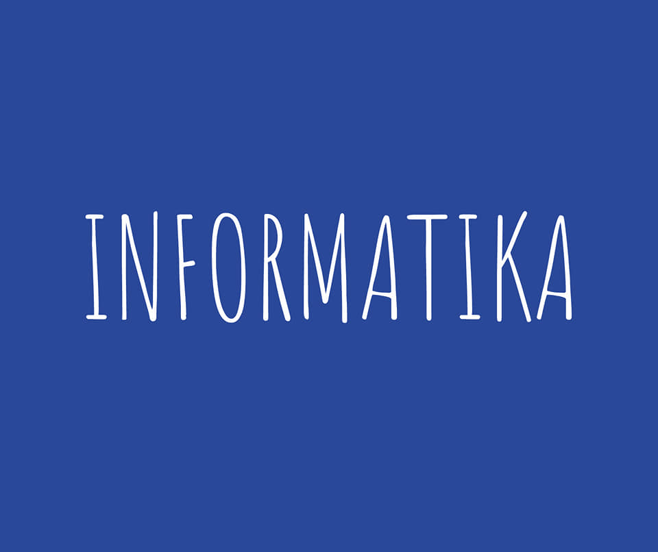 Informatika - 2. stupeň ZŠ
