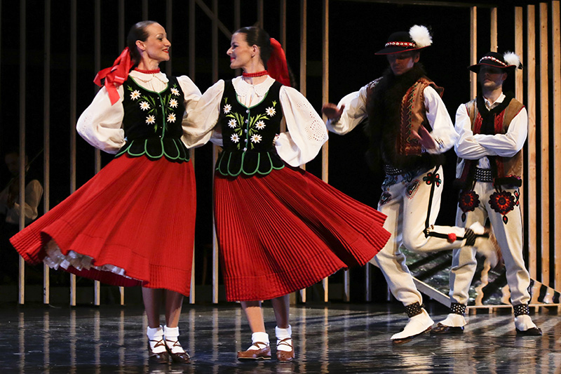 Medzinárodný deň tanca – Krížom-krážom (SĽUK)
